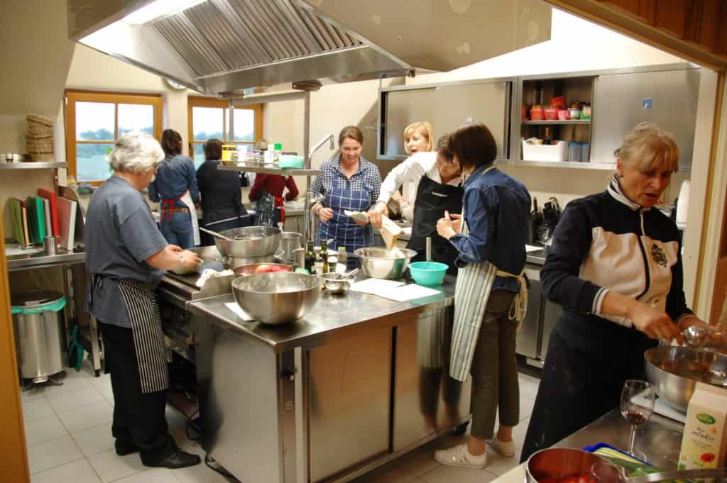team building kulinaricna delavnica