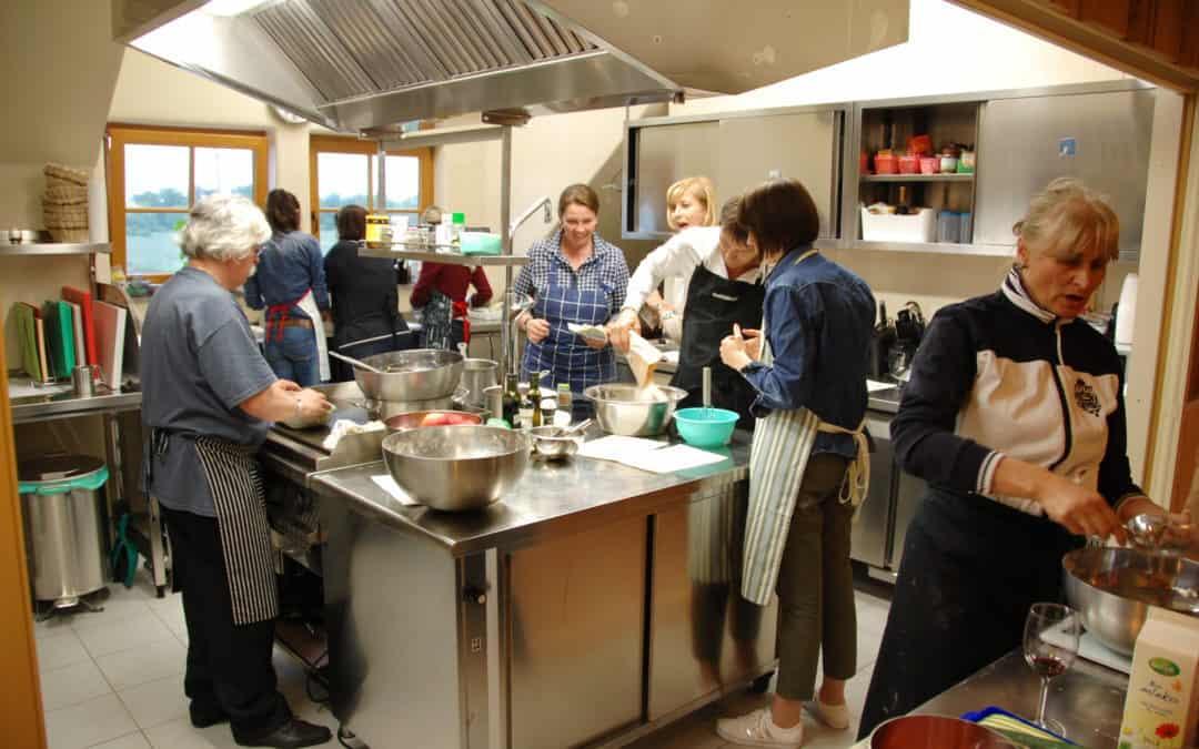 Team building za podjetja na ekološkem posestvu Trnulja