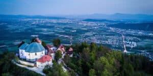 Izleti v okolici Ljubljane